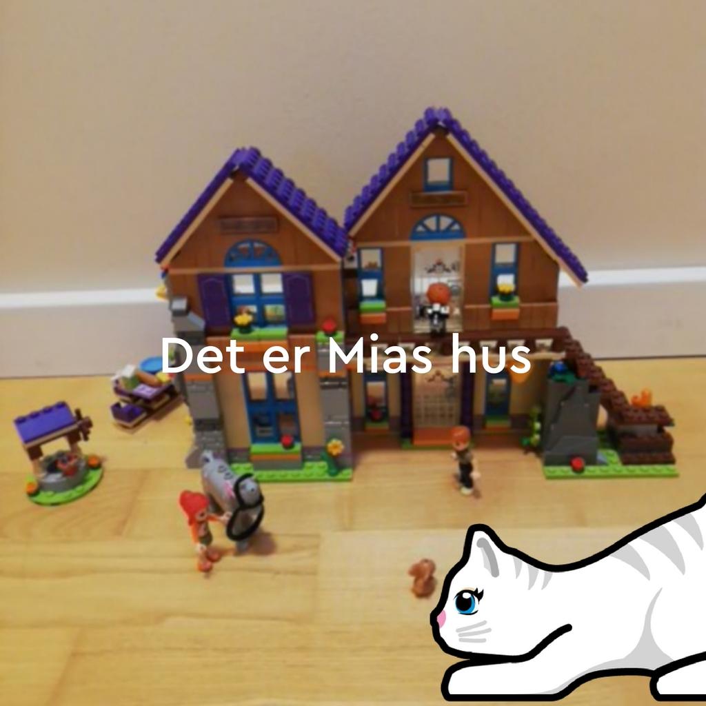 Mias hus