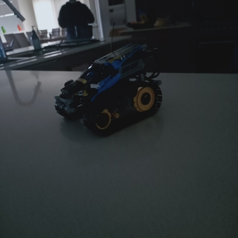Remote controlled offroader