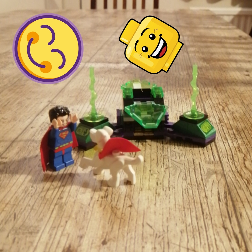 Superman is free yay