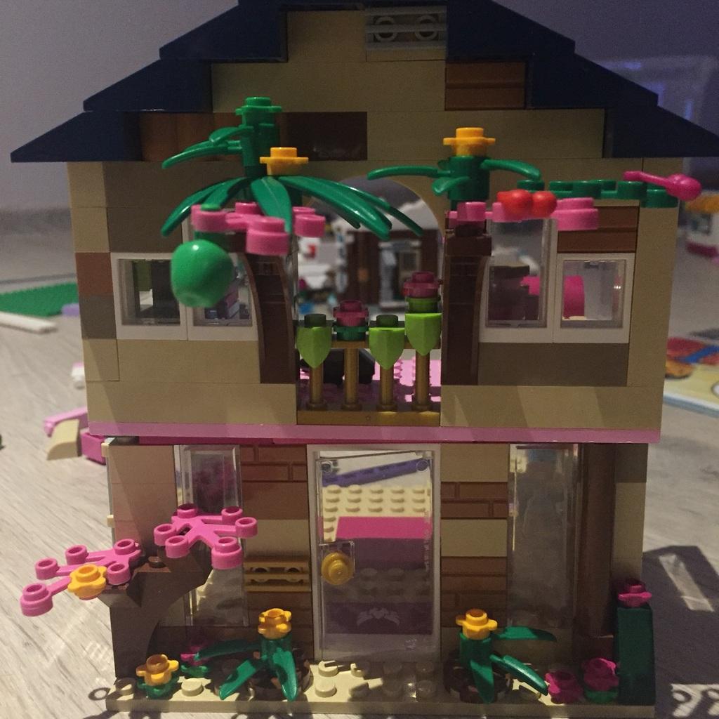 Tropikalny domek