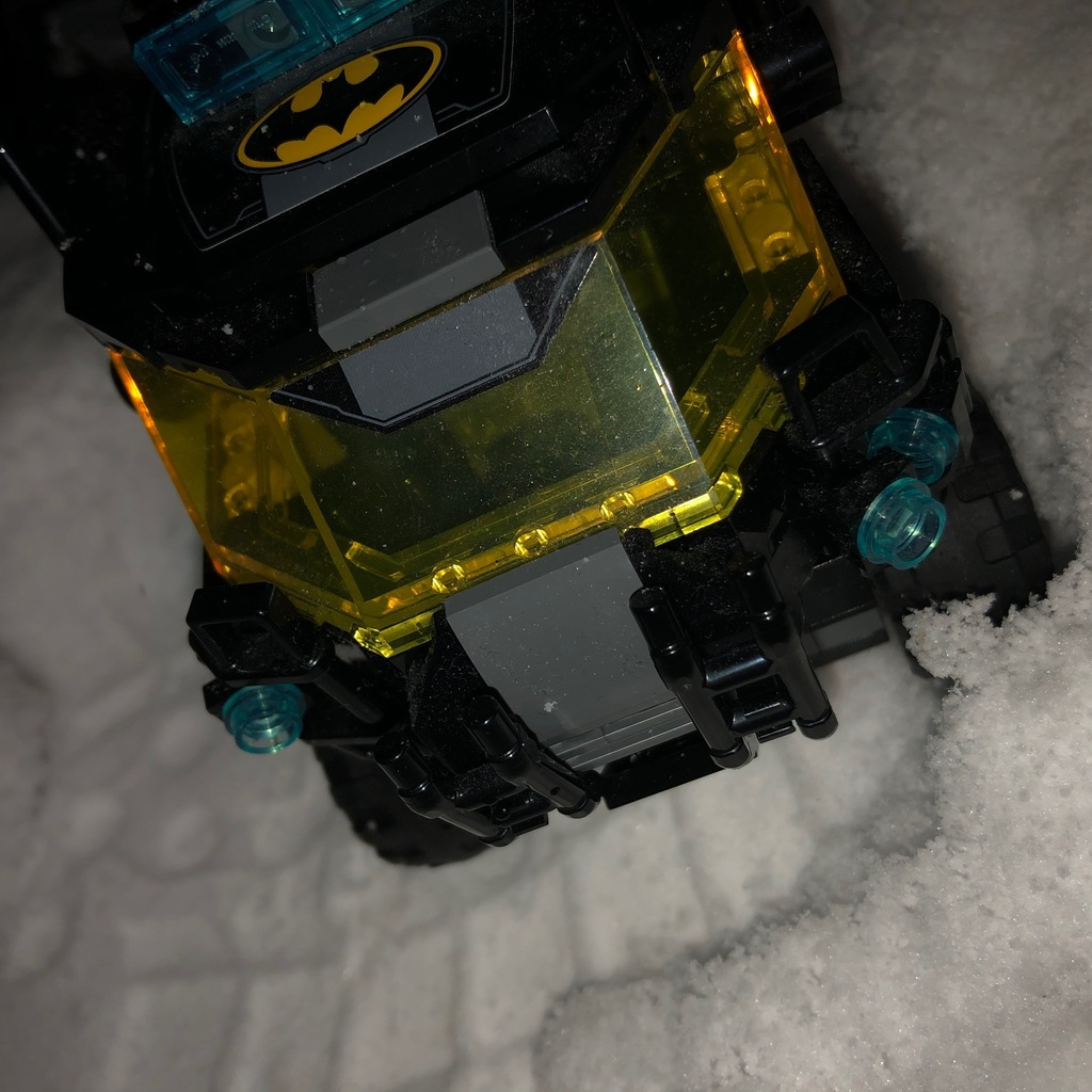 Mobile Bat base snow battle