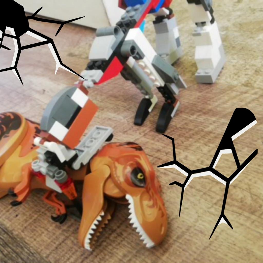 Spino vr rex