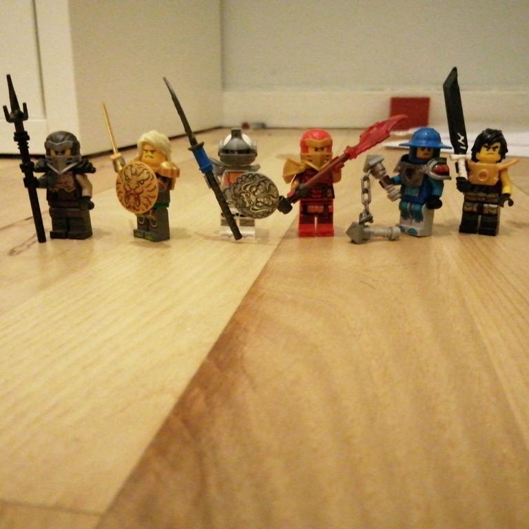 Ninjago knight