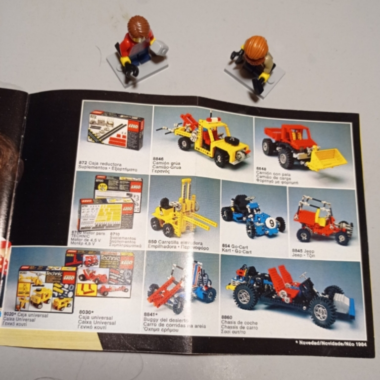 Catálogo 1984 Technic