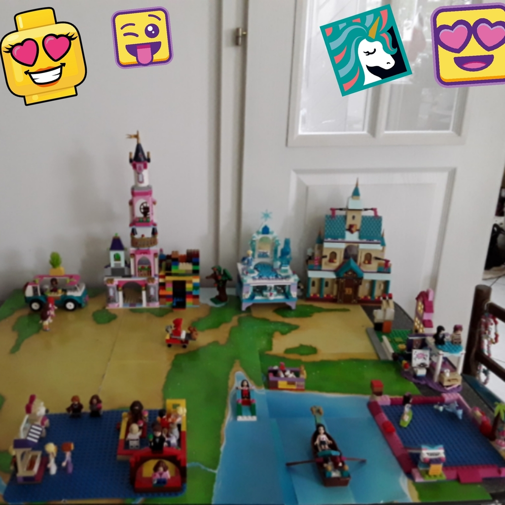 Ma ville LEGO