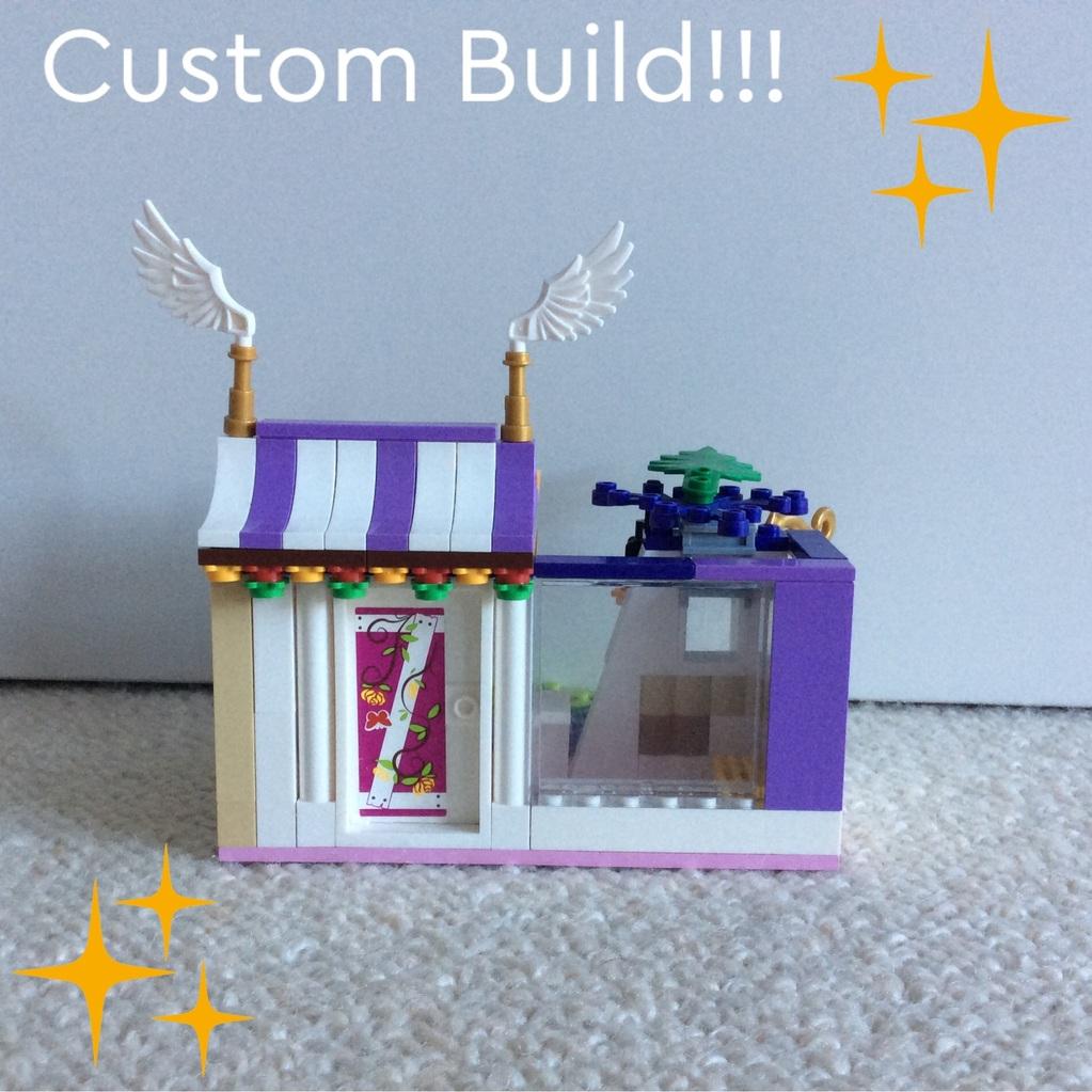 Custom Build: My LEGO House!!