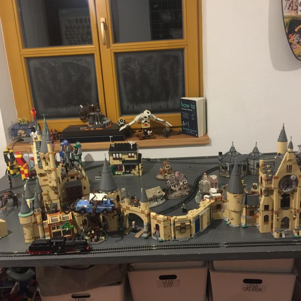 Meine LEGO Harry Potter Welt