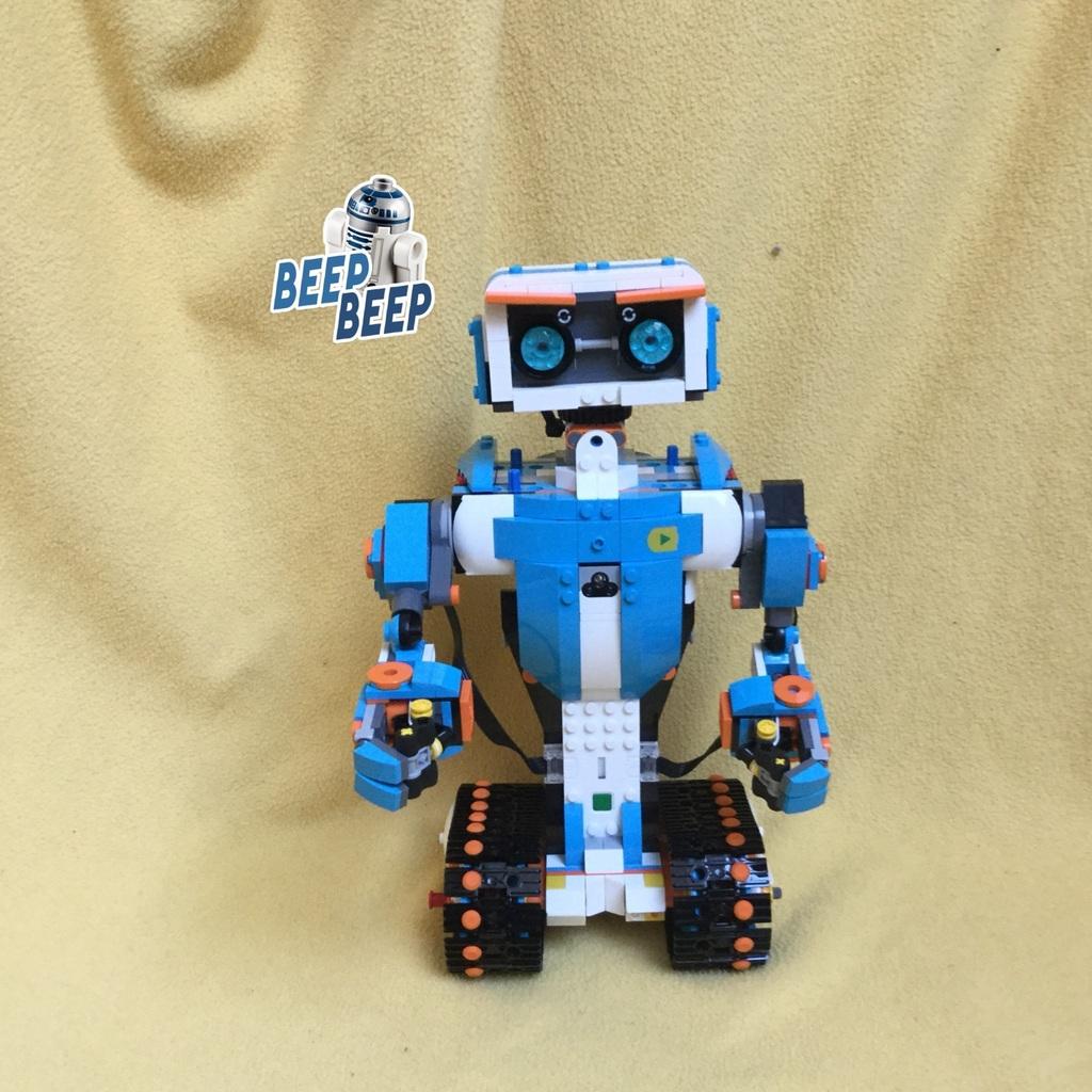 Vernie der Roboter Teil 1