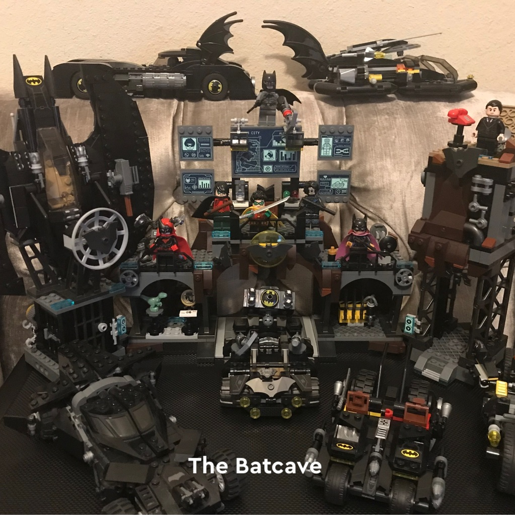 The Ultimate Batcave