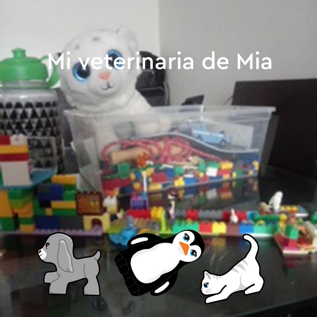 Una veterinaria para Mia