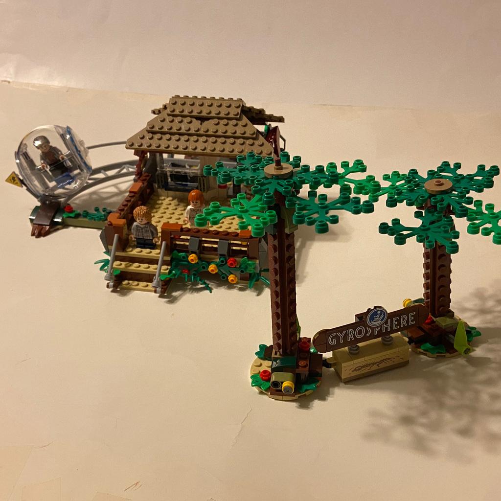 Just put the Jurassic World set tog