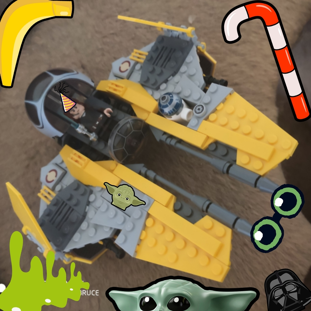 ANAKIN'S JEDI INTERCEPTOR