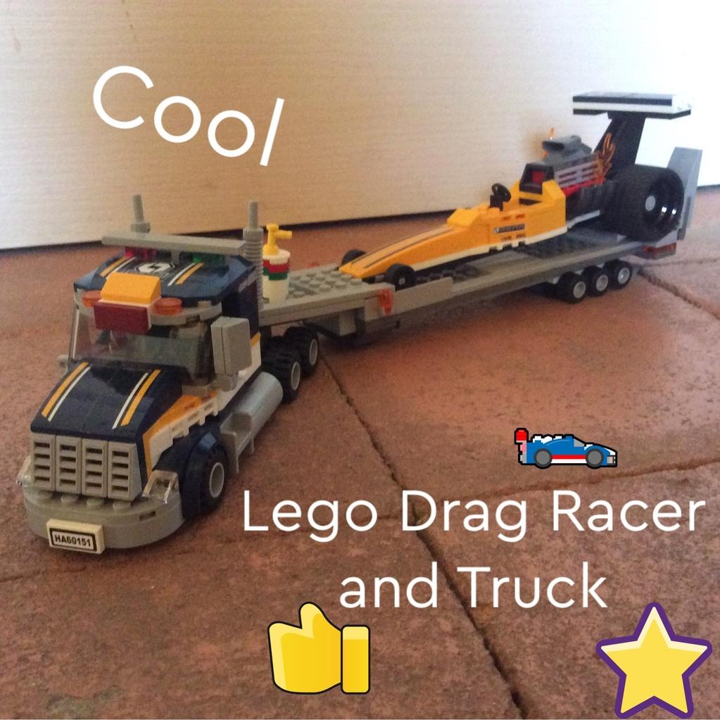 Drag Racer & Truck