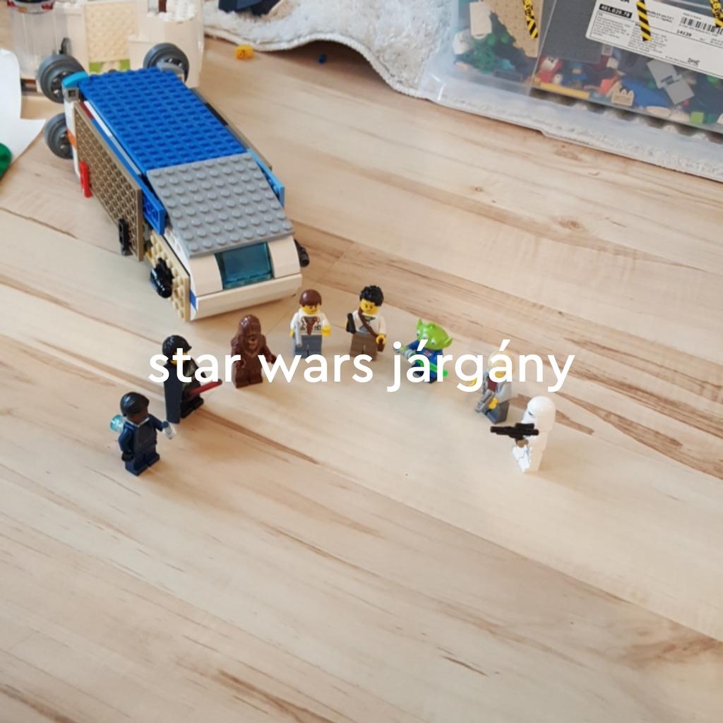 Egy star wars járgány