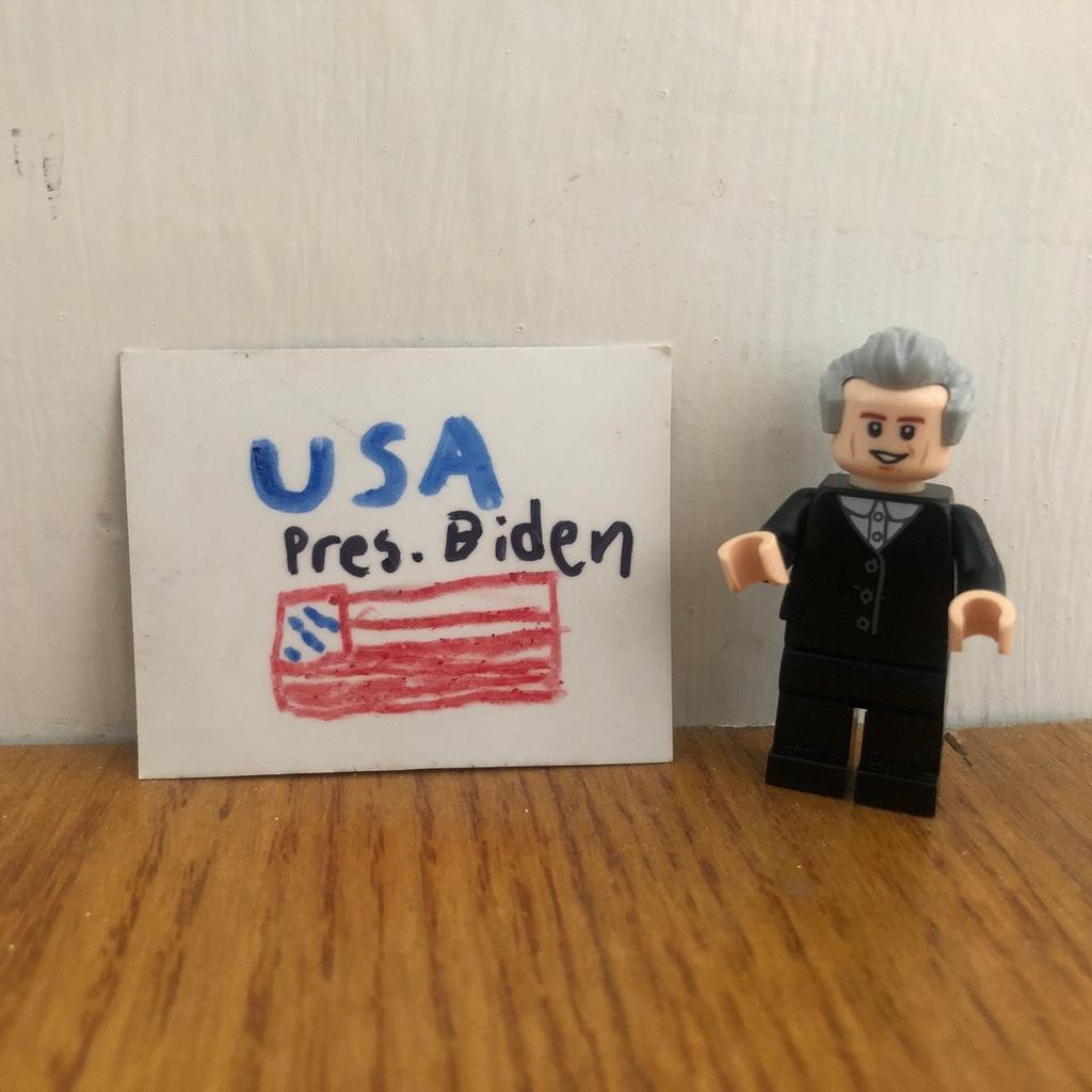 New president!!