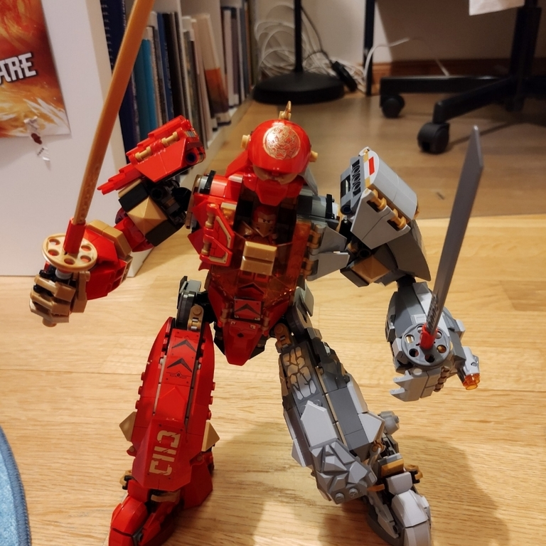 Kai's firestone robot