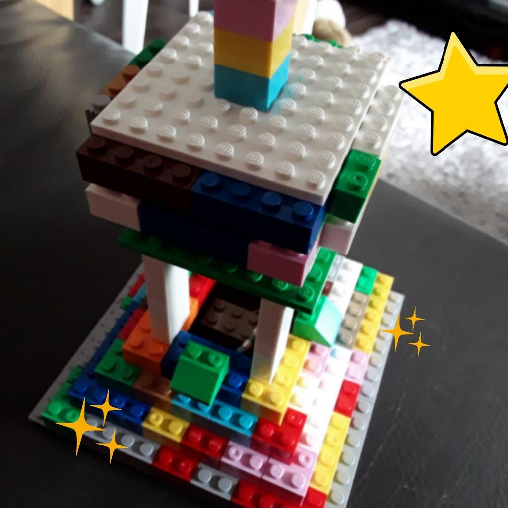 레고 다보탑