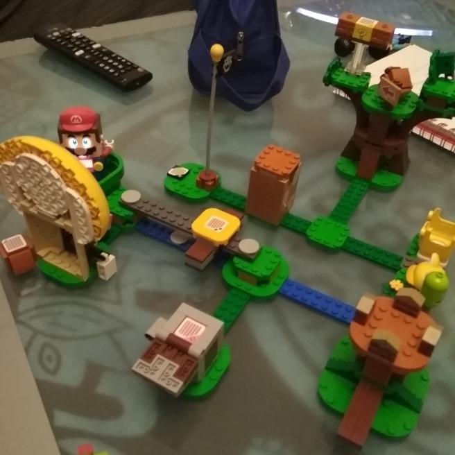 Mario bros lvl