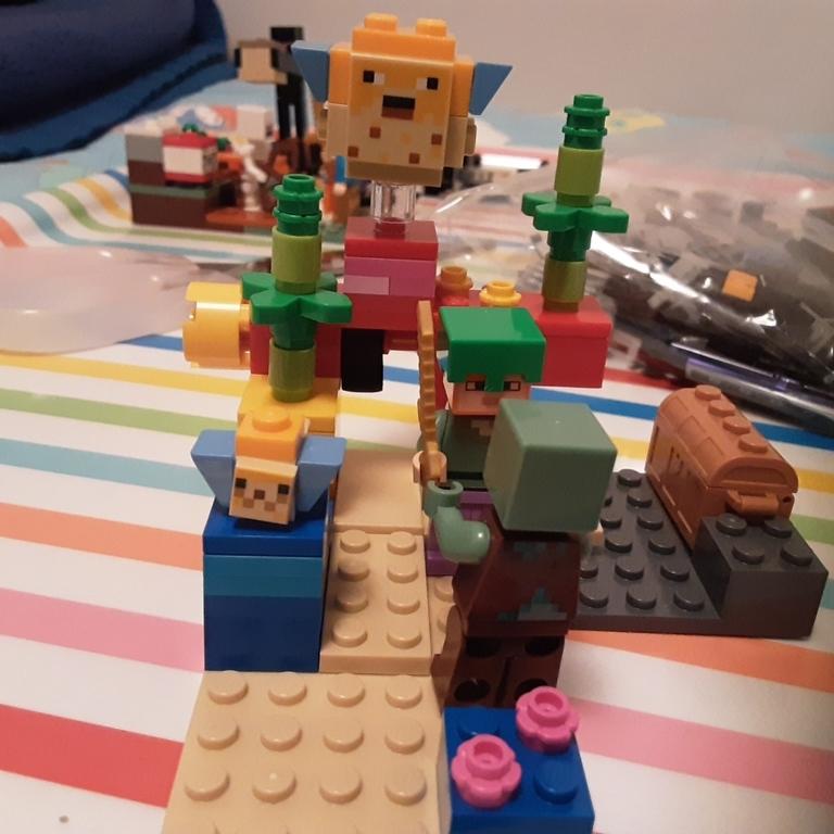 Minecraftäventyret
