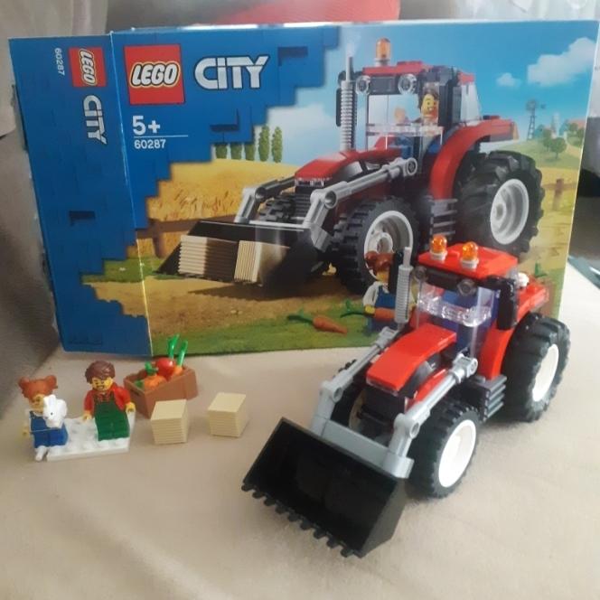 Bugünde Yeni Lego Seti Aldım.