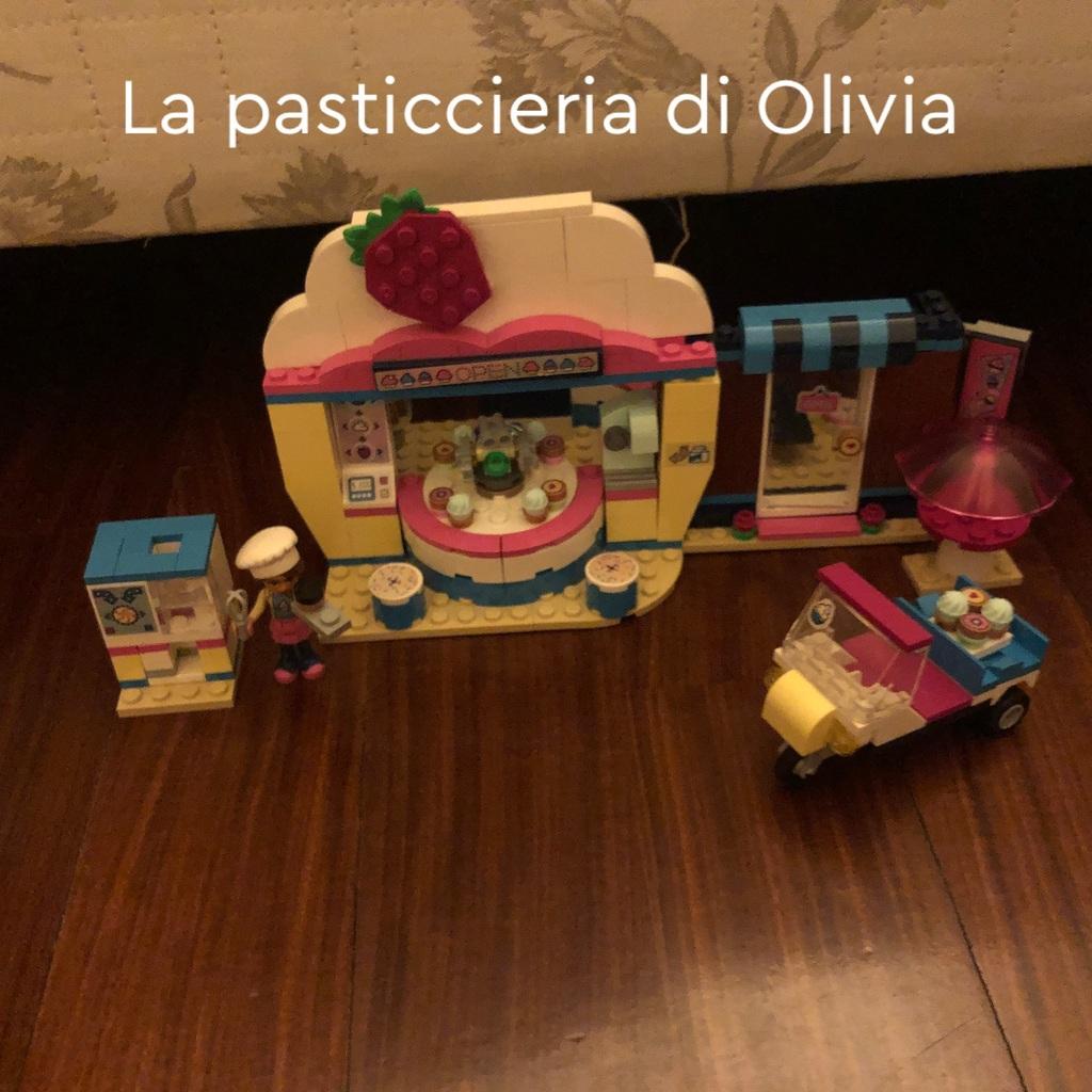 La pasticcieria di Olivia