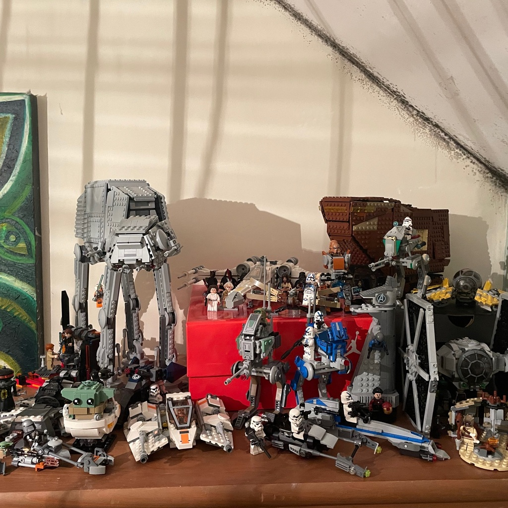 Lego Star Wars collection