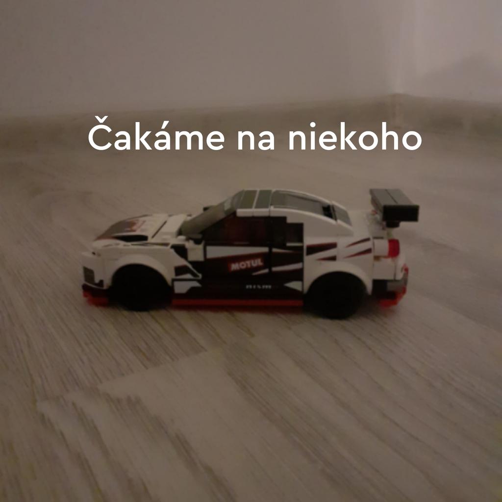 Rýchle auto