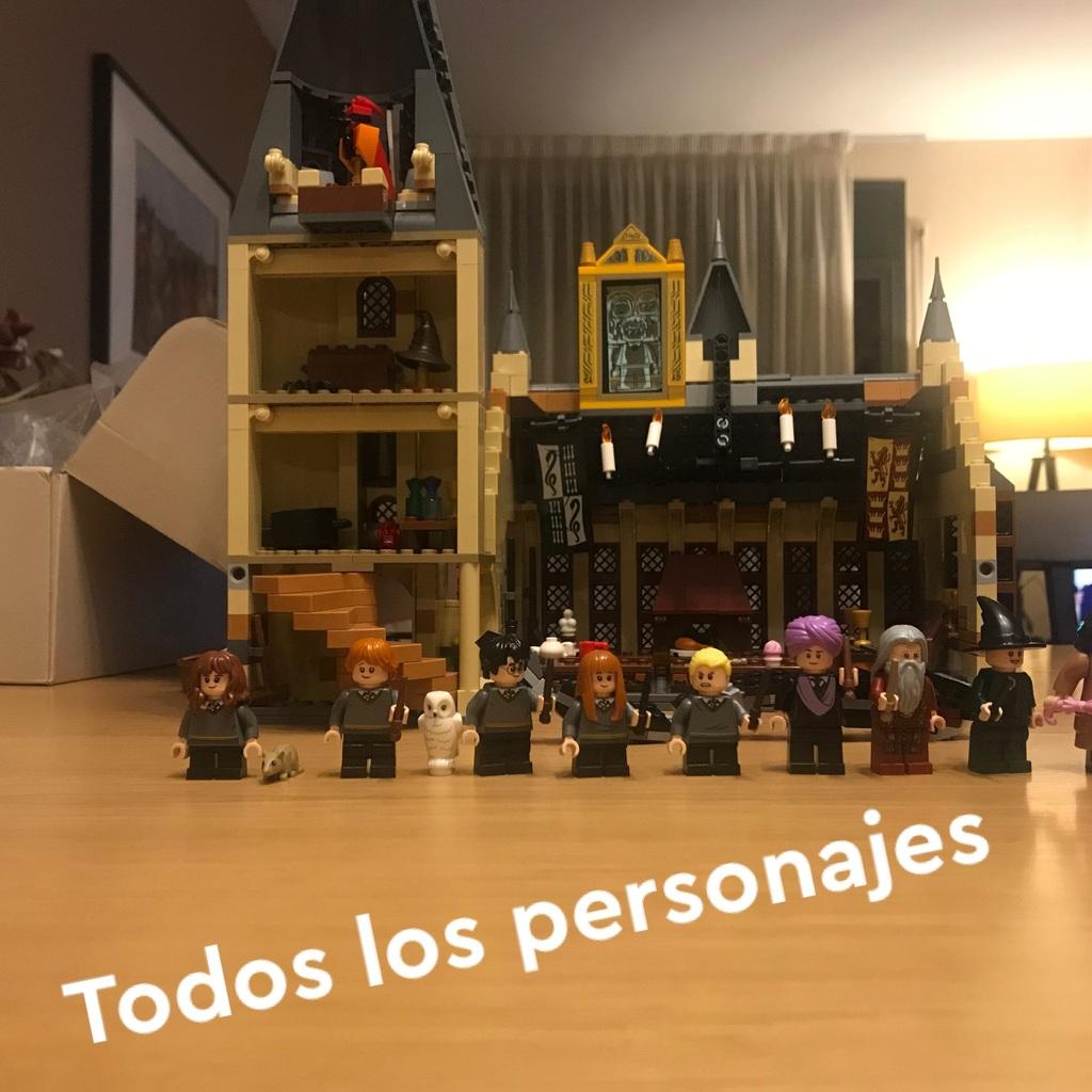 Personajes i 🏰 castillo 🏰
