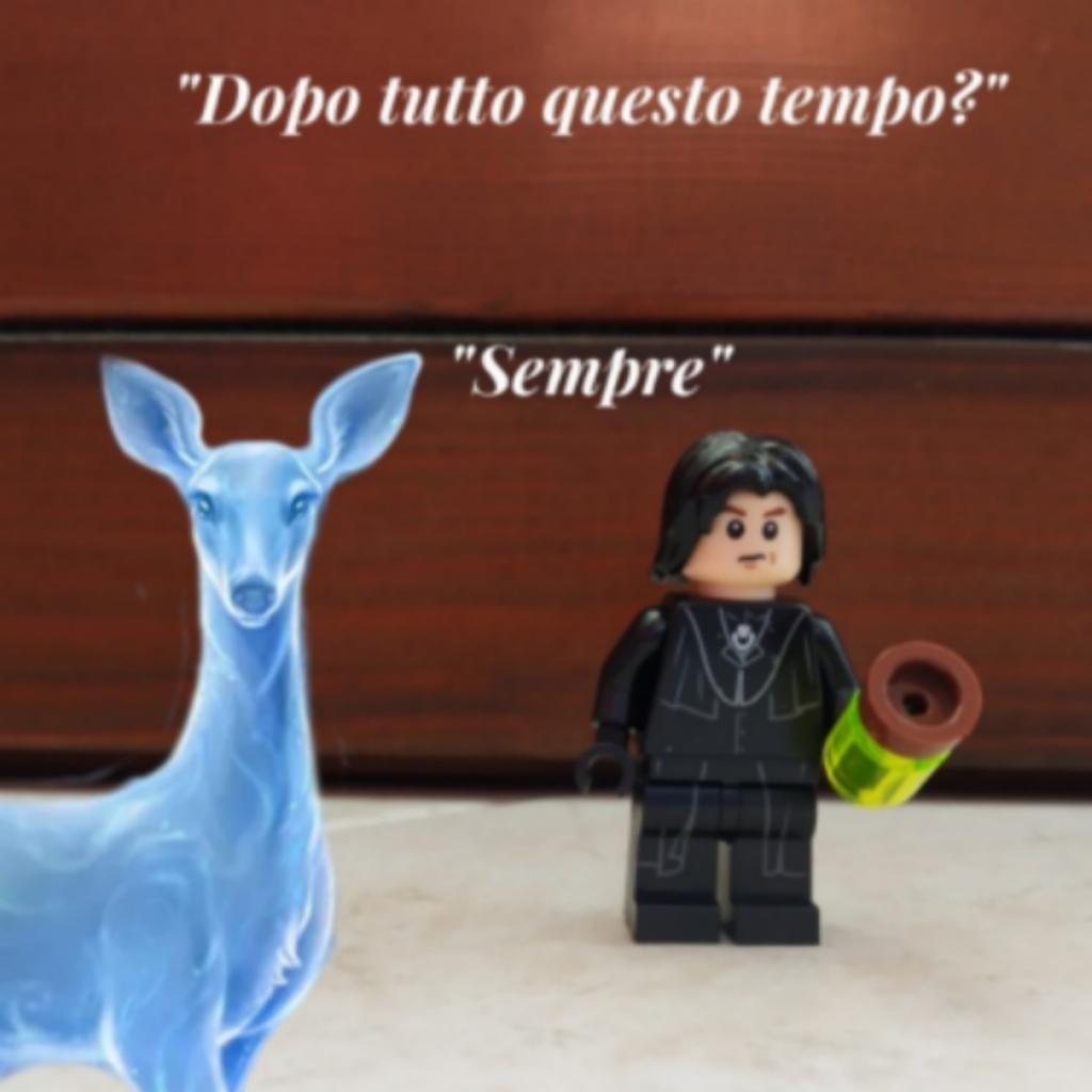Severus Piton 💜💚