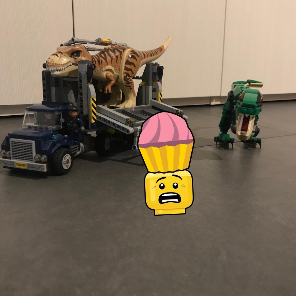 Lego Jurassik Word