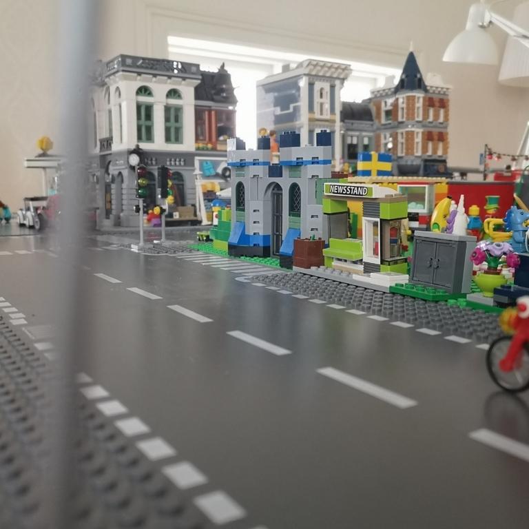 My lego city album