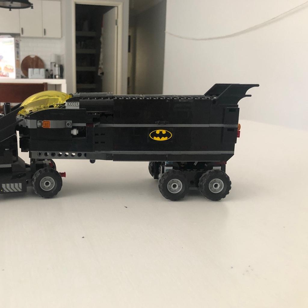 The bat truck