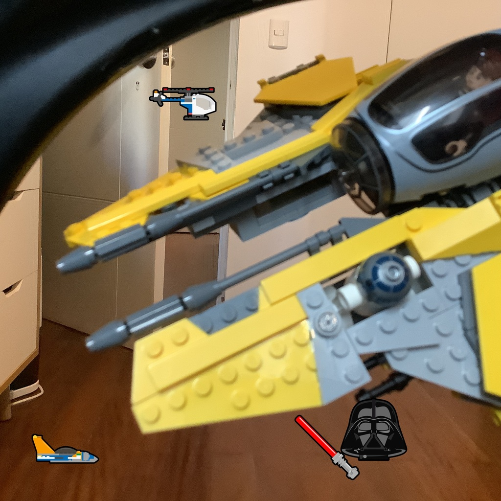 Caza estelar Jedi