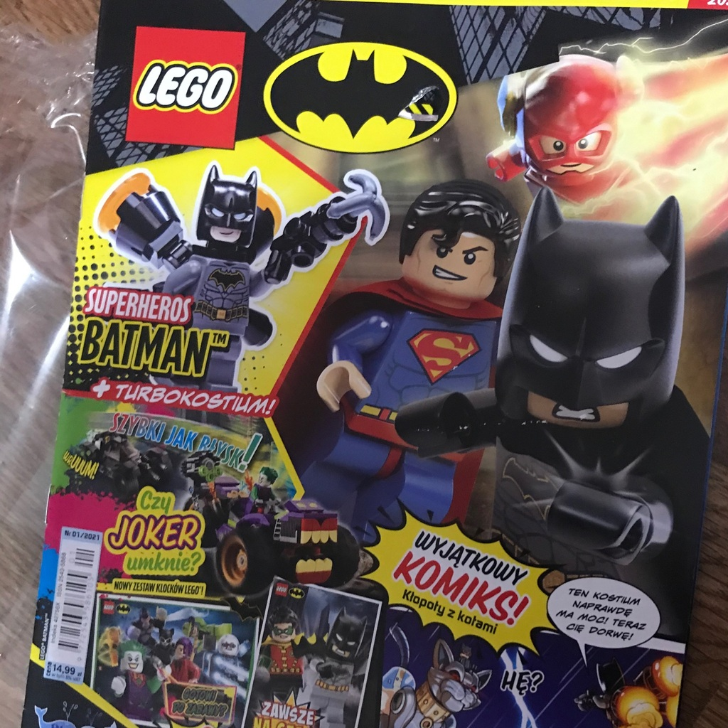 Muj nowy magazyn