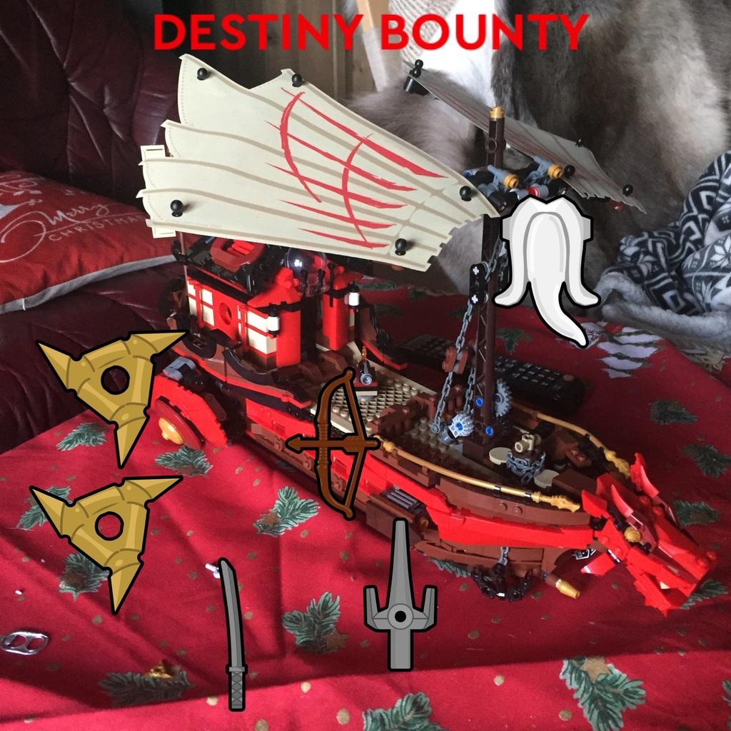 Destinys bounty