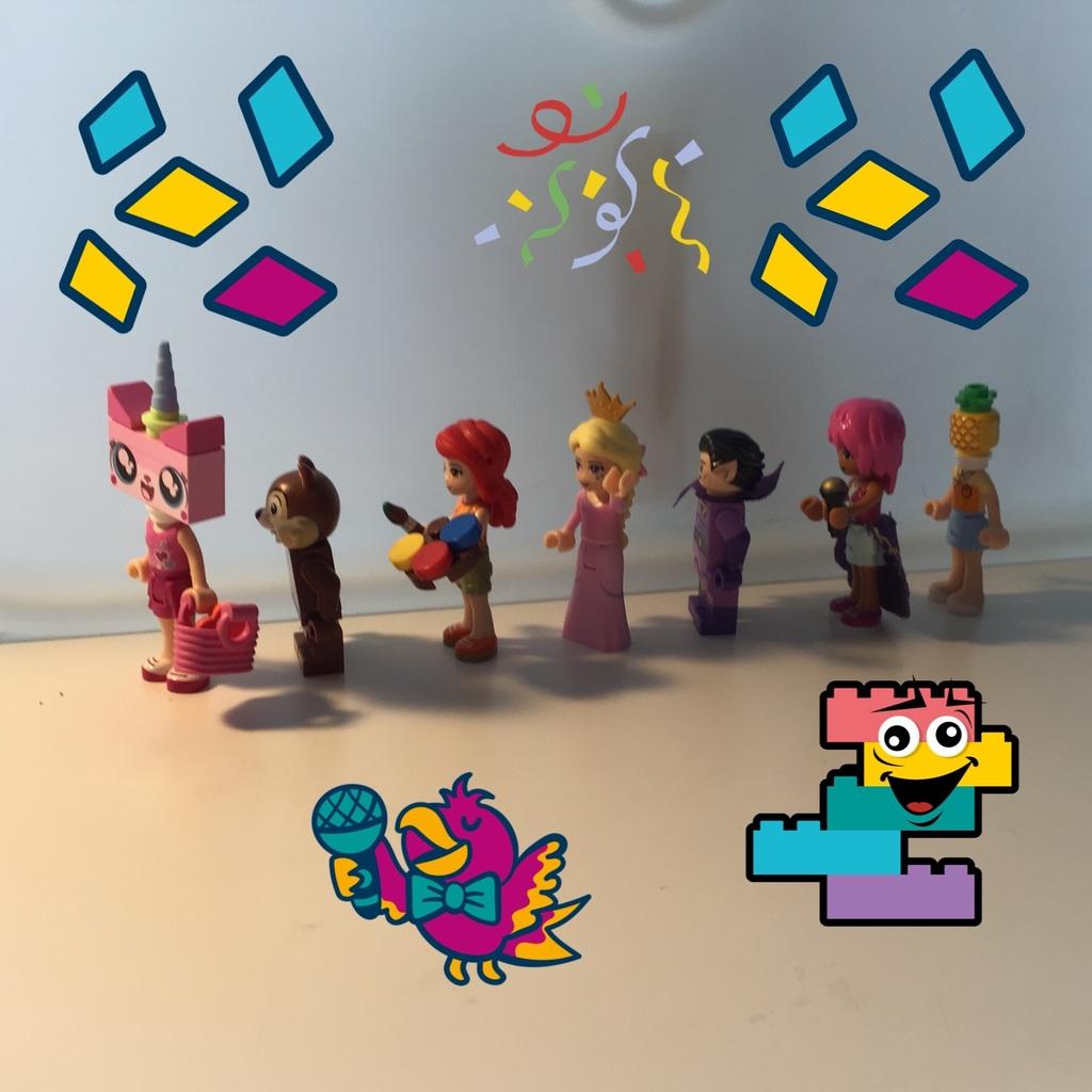 Lego Friends 2. Rész