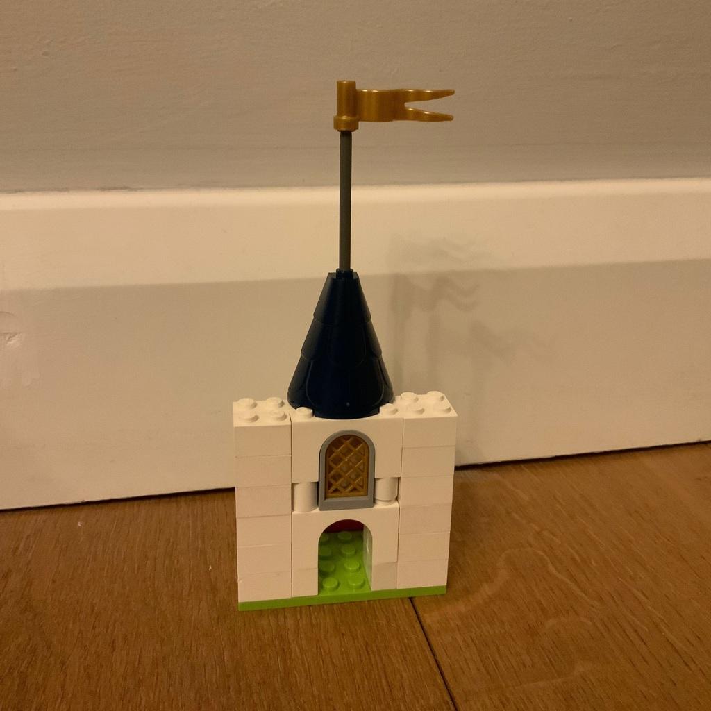 A mini castle!