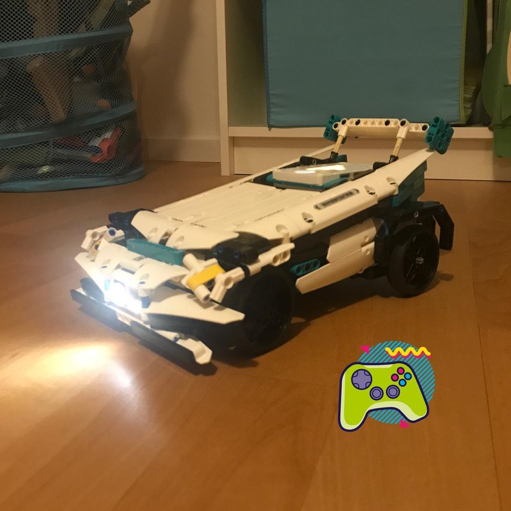 Ein Zukunft's-Auto!