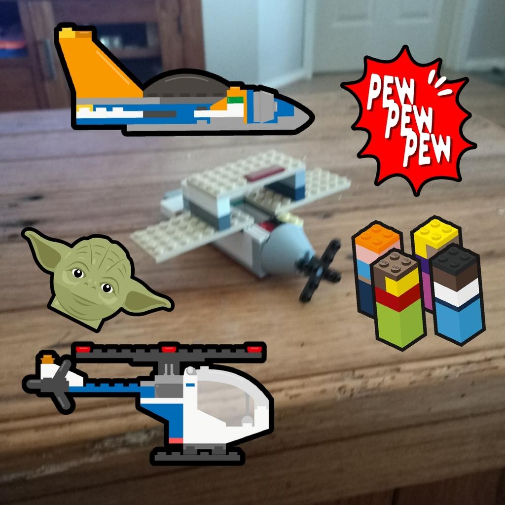 I built War plane