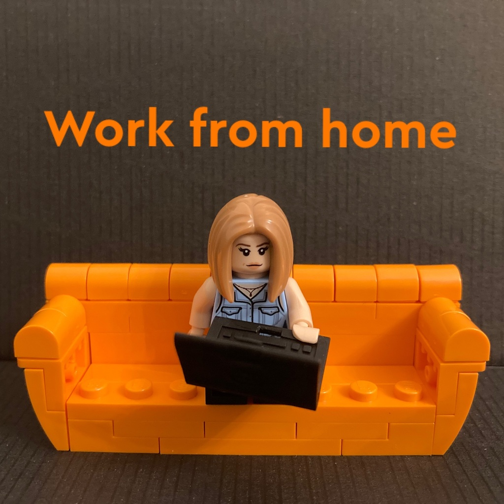 Comment 👍 if work from home!