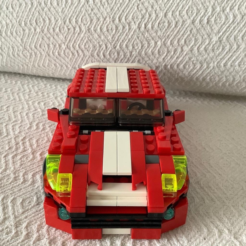 Lego cretor araba