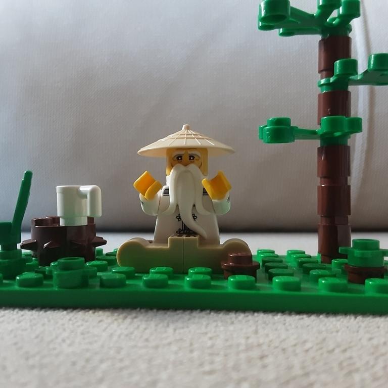Wu'dan meditasyon dersleri