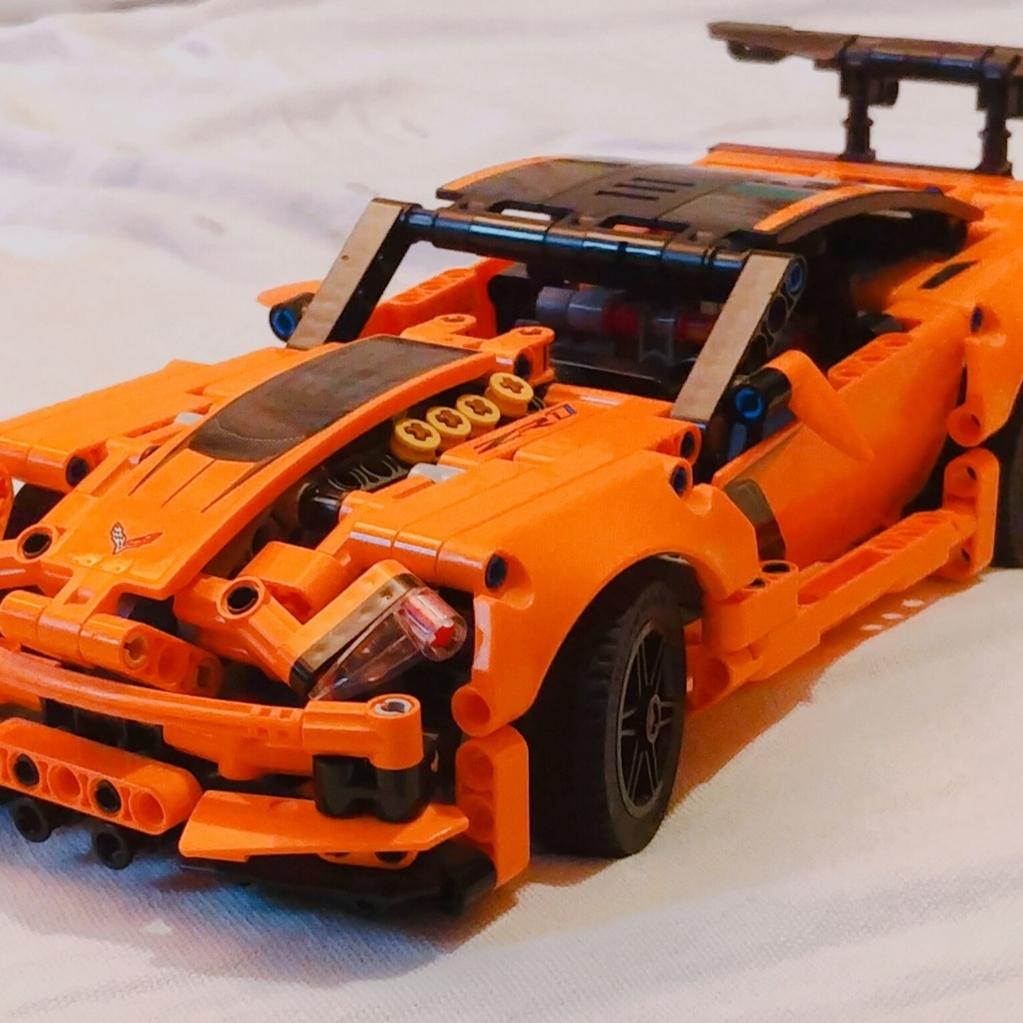 Лего техник машина. Как вам?